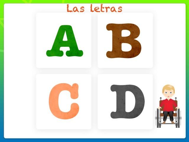Las Letras by Alberto Toledo Ferrero