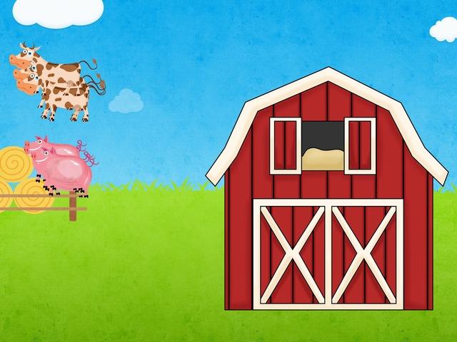 Farm Animals by Mercedes Sobolewski