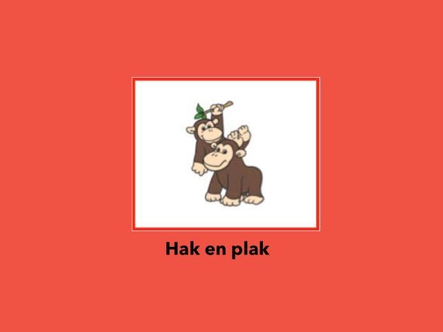 Hak en Plak - Boeken by Esther Behage-Janssen