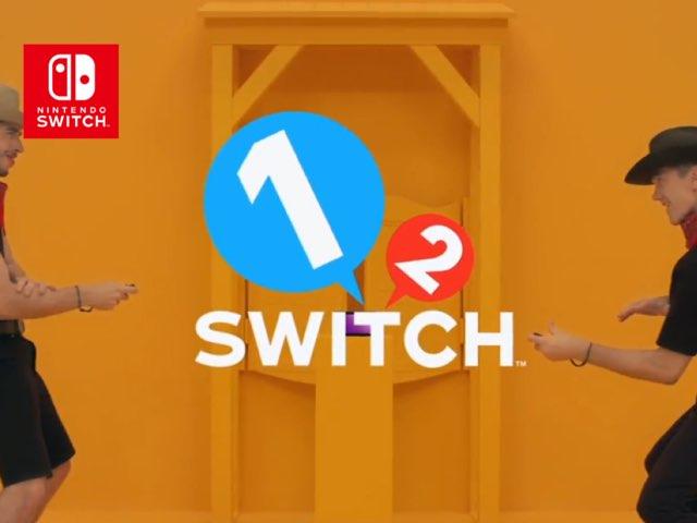 Nintendo Switch - 1 - 2 Switch by Nintendo Inc.