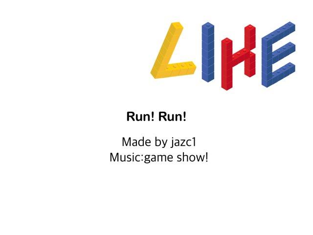 Run! Run! by Javier Alejandro