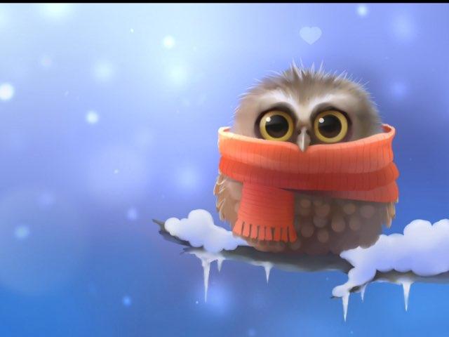 New Tree Tops 1 - Winter things by Teeny Tiny TEFL