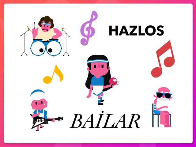 Hazlos Bailar by Hadi  Oyna