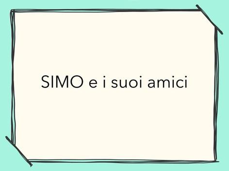 Simo E I Suoi Amici  by Lisa Gazzotti
