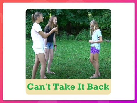 Can't Take It Back - Music Video by Miss Humblebee