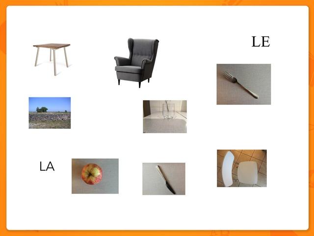 Le Ou La ? by Pr Rp