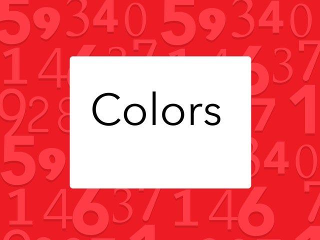 Colors by Adi Dimri