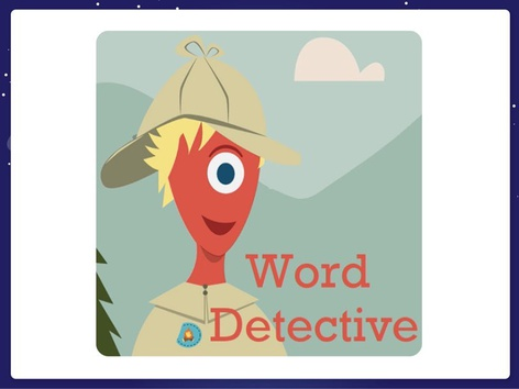 Word Detective - Music Video by Miss Humblebee