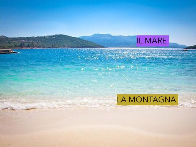 Tutti Al Mare by Debora Ruggeri
