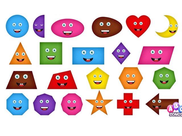 shapes by Louise Ng