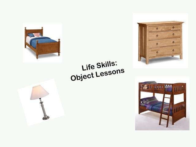 Object Lessons by Amanda Riker