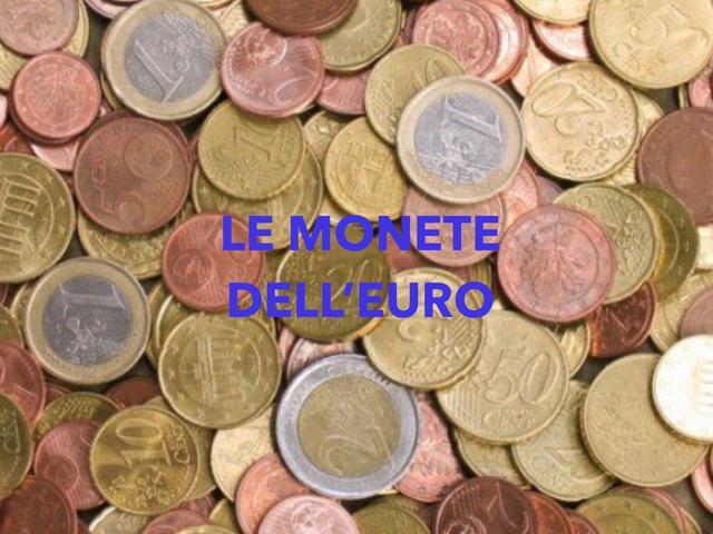 Le monete dell'Euro by Michela Martelli