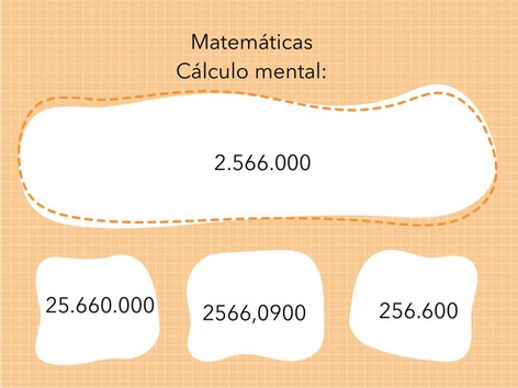 Matemáticas  by Samuel Santana