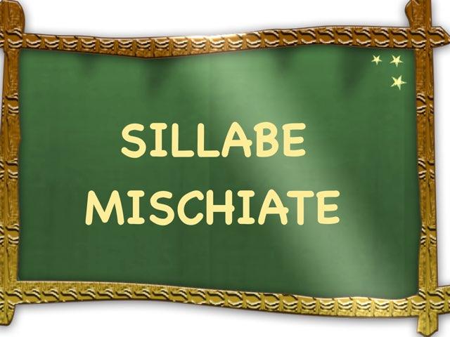 Sillabe Mischiate by Paola Mazzi