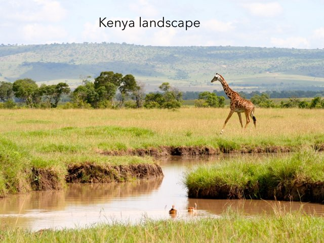 Kenya - Ava by FarBrook School