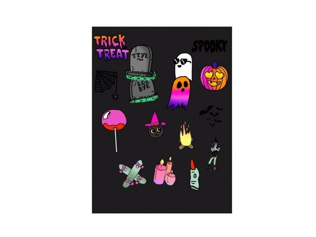 Halloween by Barbi Bujtas