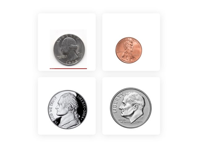 ID the Coins  by Alexs Stapp