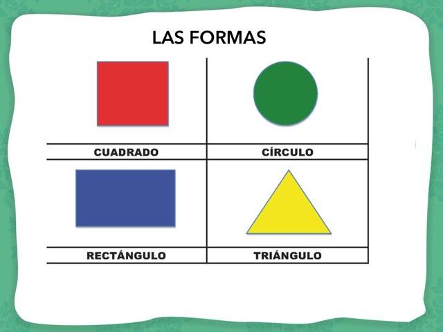 Las Formas by Torahi Nisamar Marichal Niebla