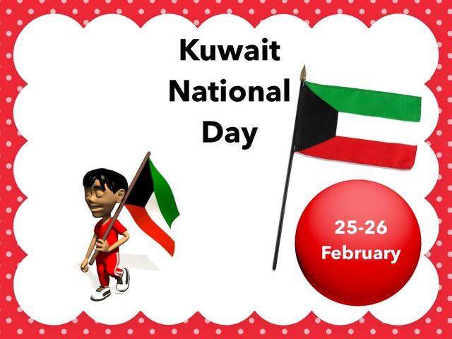 Kuwait's National Day by Hanan Ei