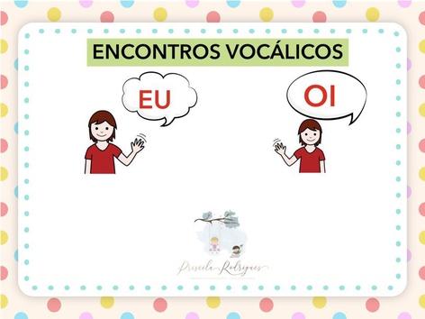 ENCONTROS VOCÁLICOS  by Priscila Rodrigues