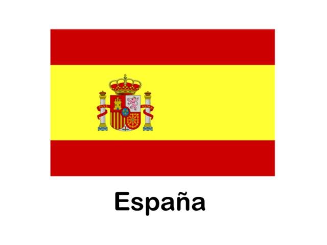 España by Allison Shuda