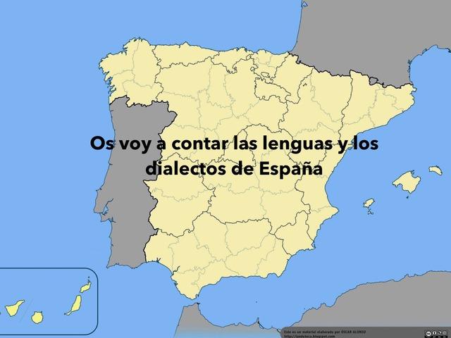 Las Lenguas Y Los Dialectos De España by Aitana Longobardo
