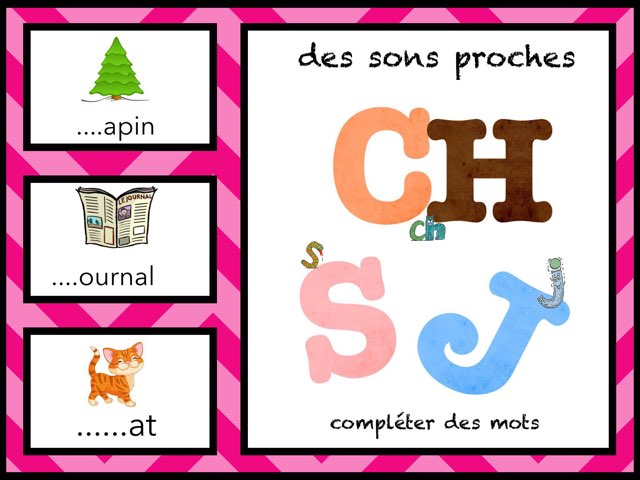 Sons Proches Ch S J  by Marie S