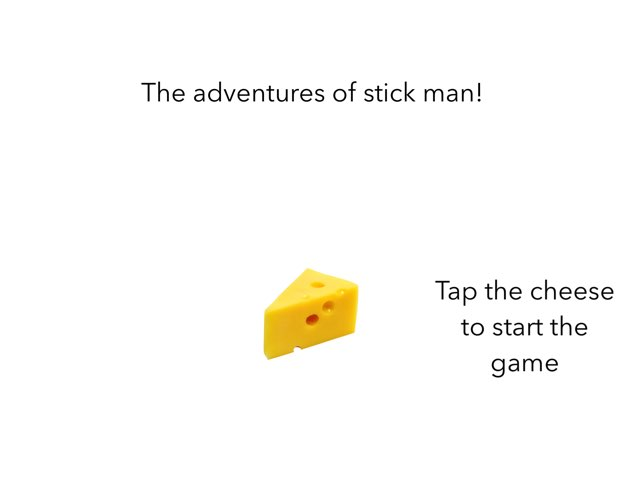 The Adventures Of Stick Man by 3NM iPad