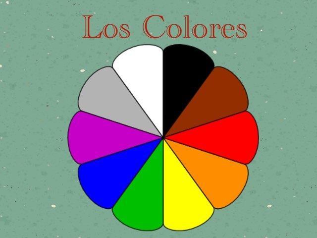 Los Colores  by Angelica Diaz
