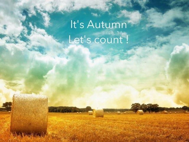 NTT2-Autumn-How many ?-1-10-Numbers in words by Teeny Tiny TEFL