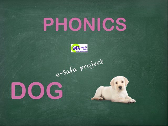 PHONICS D O G by IE Londres c/urgell