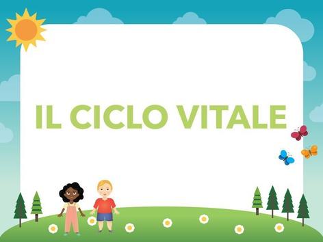 IL CICLO VITALE by Veronica Zonta