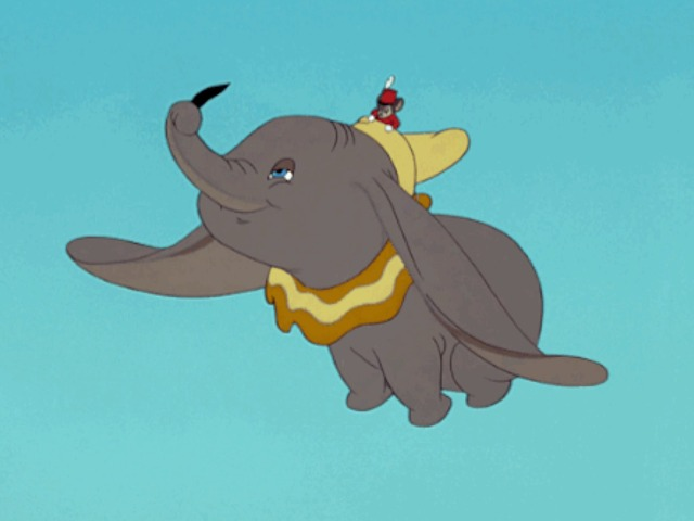 Dumbo by Lou