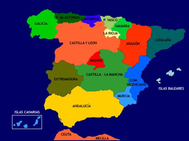 Lenguas O Dialectos De España by Paula Cabello Piqueras