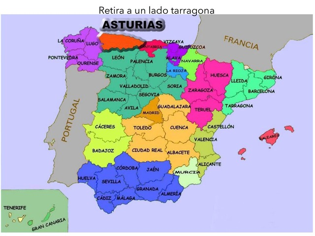 Comunidades Autonomas by Mario Cerezo Pérez