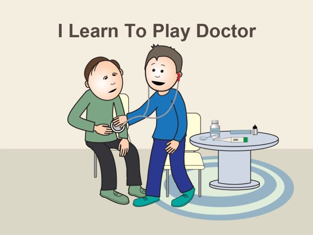 I Learn To Play Doctor by My Life Skills Box