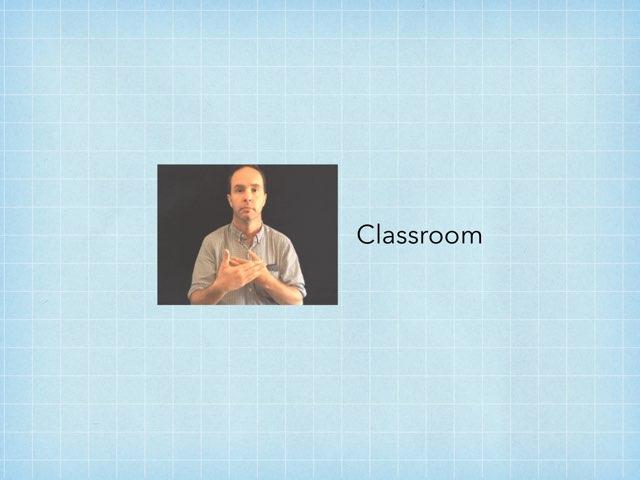 Classroom Notebook Vocabulary by TSD Library