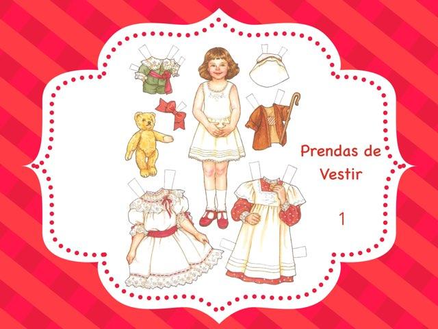Prendas De Vestir (1) by Zoila Masaveu