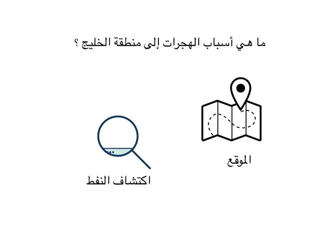 الهجرات by عبير الفيلكاوي