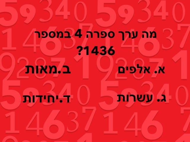 מספרים by Dima Jaw