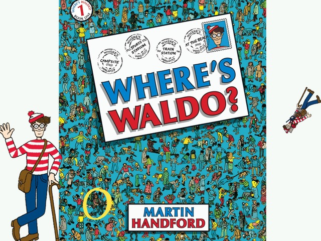 Where's Waldo? by Yam Goddard