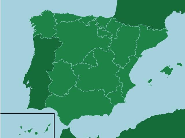 Las Comunidades Autonomas by Jorge Trujillo Bermudez