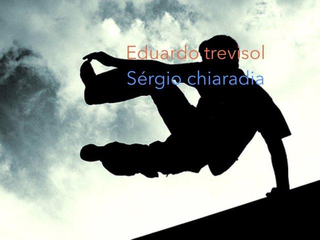 Serginho E Eduardo T. Turma 54  by Rede Caminho do Saber