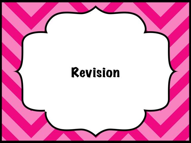 Revesion by Rajaa Abdullah