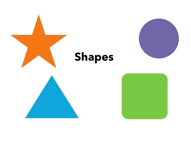Shapes by Emily Box