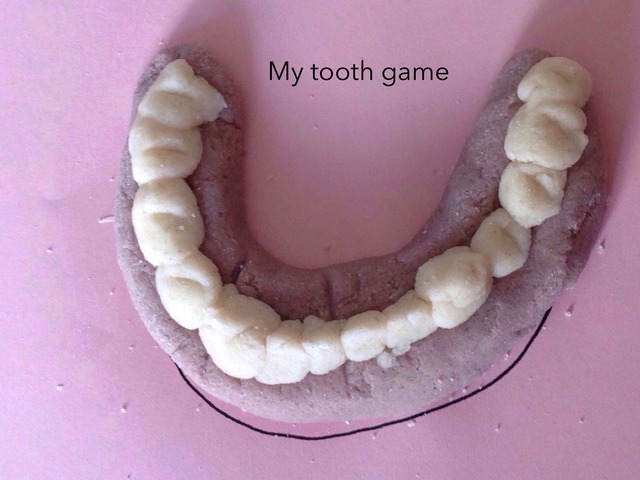 Tooth Game by RGS Springfield