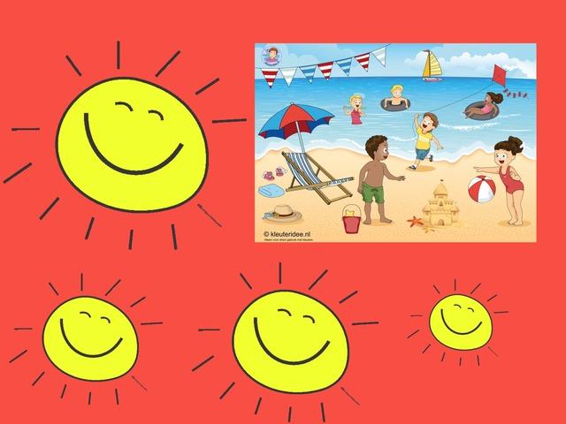 De zomer by Joyce Dewitte
