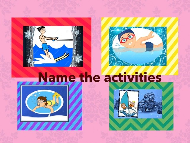 Water Activities  by Mervat Nagy