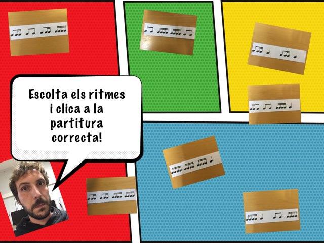 Dictat Ritme Semicorxeres by Alberto Mora Cendrero