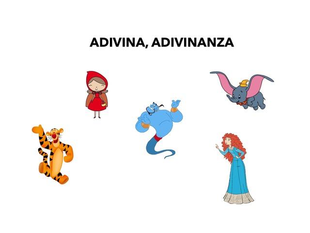 Adivina, Adivinanza  by Francisca Sánchez Martínez